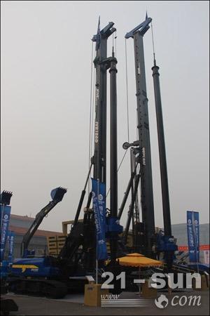 jv70-7,jv85,jv150,jv235lc全系列液压挖掘机,jvr180 ,jvr360旋挖钻机图片