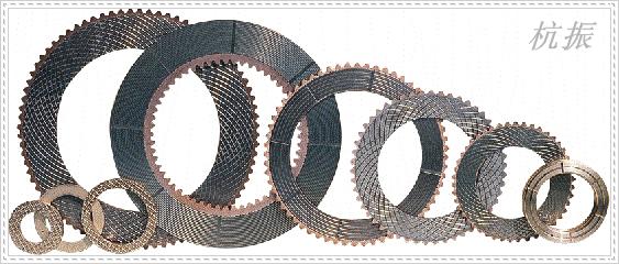 竞博电子竞技赛事平台及对偶钢片组件